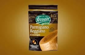 Parmigiano Reggiano di Montagna Grattugiato