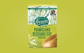 Parmigiano Reggiano Biologico Grattuggiato