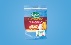 GranMix Mozzarella And Provolone