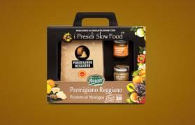 Parmigiano Reggiano Prodotto di Montagna 30 mesi con i Presìdi Slow Food
