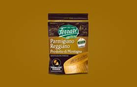 Parmigiano Reggiano Prodotto di Montagna Grattugiato - Progetto Qualità