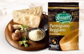 Il parmigiano reggiano di montagna è prodotto solo con latte dell'alta val taro