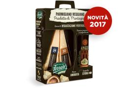 Il Natale di Ferrari vi stupisce con l'incontro tra Parmigiano Reggiano e birra