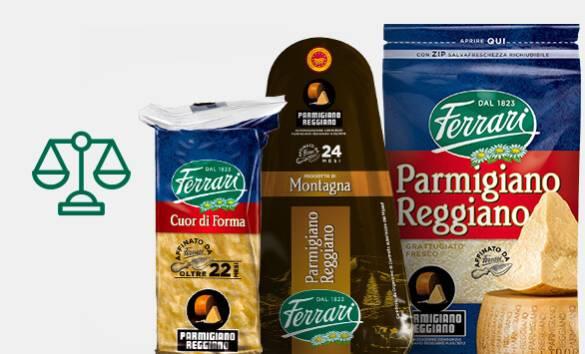 Quante calorie ha il Parmigiano Reggiano?