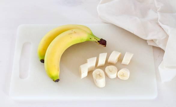 Banane caramellate