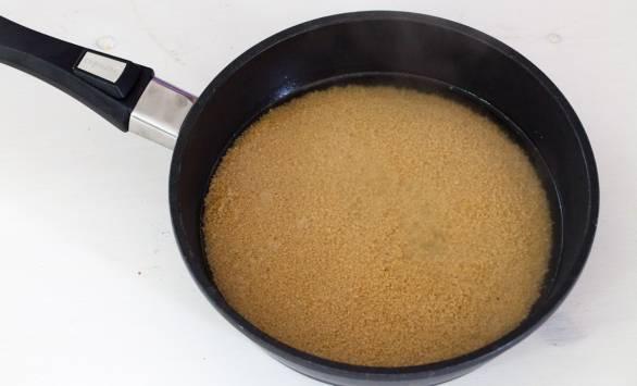Cous cous con fichi secchi, datteri, Tilsit Ferrari e noci brasiliane