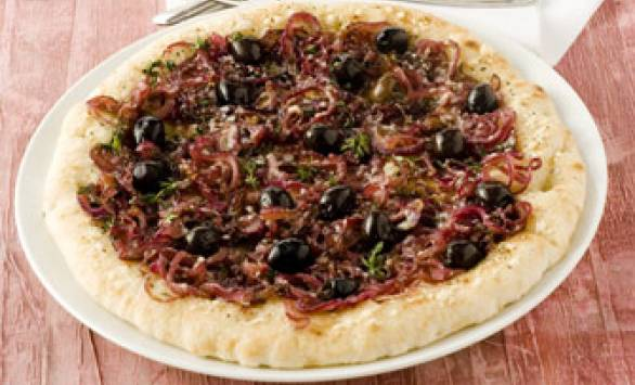 Pizza alle Cipolle