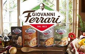 Giovanni Ferrari nel mondo
