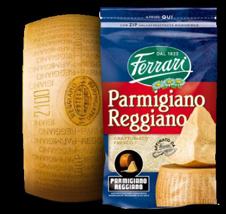 Parmigiano Reggiano Grattugiato