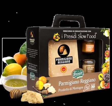 Parmigiano Reggiano Prodotto Di Montagna 30 Months With Slow Food Presidia