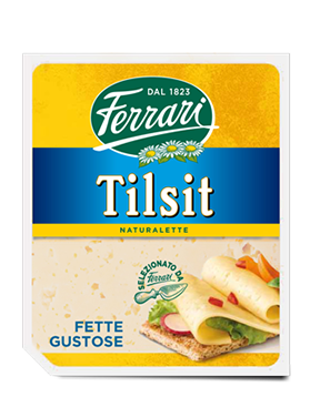 Fette Gustose Tilsit - Flavour-Packed Slices Of Tilsit