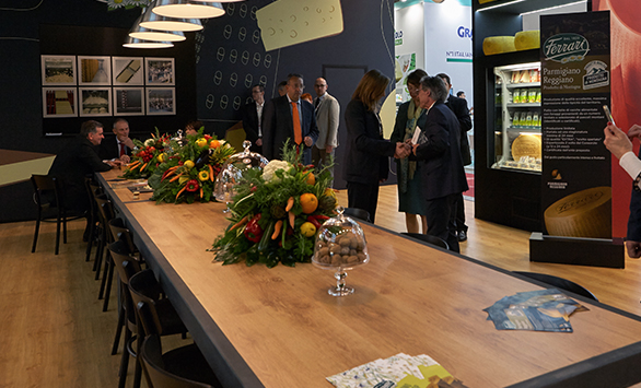 Cibus 2016: le novità Ferrari al Salone Internazionale dell'Alimentazione