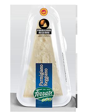 Parmigiano Reggiano Taglio Fresco in packs