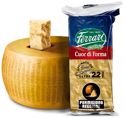 Parmigiano Reggiano Cuor di Forma