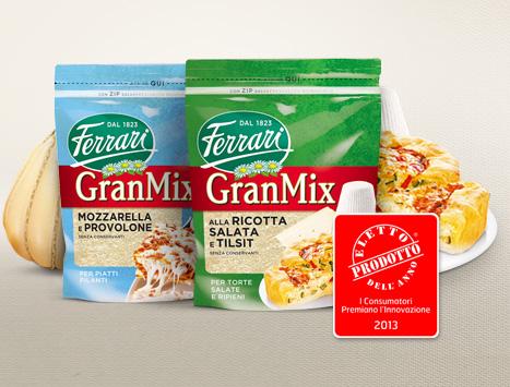 GranMix prodotto dell'anno