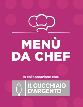 Menu da Chef