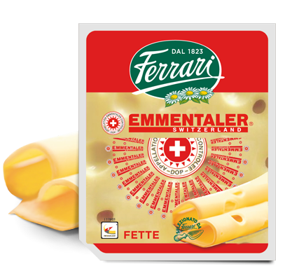 Fette Emmentaler Switzerland - Slices Of Emmentaler Switzerland