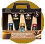 Confezione Parmigiano Reggiano Prodotto di Montagna 3 stagionature a confronto