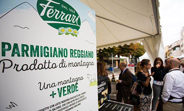 Ferrari at Cheese 2017: taste, surprises and excellence